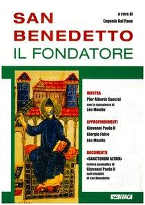 San Benedetto il fondatore - AA.VV. | Libro | Itacalibri