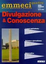 Emmeciquadro 15/2002. Divulgazione e conoscenza: Scienza Educazione e Didattica. AA.VV. | Riviste | Itacalibri