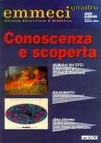 Emmeciquadro 9/2000. Conoscenza e scoperta: Scienza Educazione e Didattica. AA.VV. | Riviste | Itacalibri