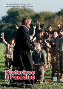 Preferisco il Paradiso - DVD - Giacomo Campiotti | DVD | Itacalibri