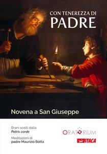 Con tenerezza di padre: Novena a San Giuseppe. Maurizio Botta | Libro | Itacalibri